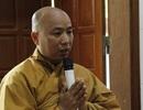 """Cho sư thầy """"gạ tình"""" phóng viên hoàn tục, bãi miễn chức trụ trì chùa Nga Hoàng"""