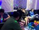 Hàng chục nam nữ trong nhiều phòng hát karaoke chơi ma túy lúc rạng sáng