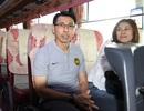 Đội tuyển Malaysia có mặt tại Hà Nội, từ chối trả lời phỏng vấn