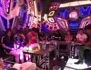 Liên tục phát hiện nhiều đối tượng phê ma túy trong quán karaoke