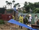 Vụ giang hồ xây tường, dựng lán chiếm đất: Cưỡng chế tháo dỡ