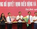 Thái Bình điều động 2 Chủ tịch huyện giữ chức Giám đốc Sở Nội vụ và Phó Trưởng BQL khu Kinh tế