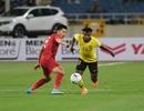 Malaysia chưa một lần sút trúng khung thành đội tuyển Việt Nam
