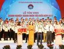Hà Tĩnh vinh danh  53 doanh nghiệp, doanh nhân tiêu biểu