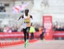 Kipchoge lập kỷ lục mới ở đường chạy Marathon Sub2