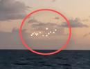 14 UFO bí ẩn xuất hiện cùng lúc ở ngoài khơi bờ biển Mỹ