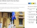 """Báo Hàn Quốc: """"Việt Nam bảo vệ hòa bình ở Biển Đông"""""""