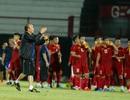 Đội tuyển Việt Nam bị Indonesia xem trộm, HLV Park Hang Seo không hài lòng