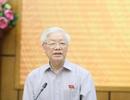 Tổng Bí thư, Chủ tịch nước nhắc Hà Nội nên quan tâm vấn đề ở tầm chiến lược