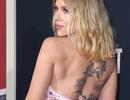"""Scarlett Johansson """"lộ"""" hình xăm khủng"""