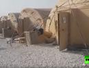 Bên trong căn cứ Mỹ bỏ lại sau khi bất ngờ rút quân khỏi bắc Syria