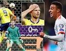 Hòa Thụy Điển, Tây Ban Nha giành vé dự Euro 2020