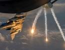 """Máy bay chiến đấu Mỹ phô diễn sức mạnh """"dằn mặt"""" phe Thổ Nhĩ Kỳ"""