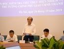 Thủ tướng đặc biệt quan tâm vấn đề nước sông Đà bị nhiễm dầu thải