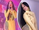 """Các tờ tin tức nước ngoài nói gì về nữ ca sĩ mặc """"áo dài... không quần""""?"""