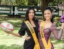 Đại diện Myanmar từ đối thủ mạnh trở thành chị em tốt của Kiều Loan