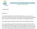 Vụ hai chị em sinh đôi nhảy lầu tự tử xảy ra trong kỳ nghỉ của trường quốc tế