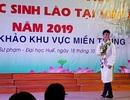 Thú vị xem lưu học sinh Lào hùng biện tiếng Việt