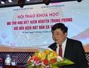 Dấu ấn nhà viết kịch Nguyễn Trung Phong với kịch hát Ví - Giặm
