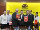 Doanh nghiệp Việt Nam - Đan Mạch hợp tác phát triển điện gió