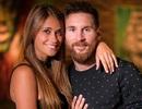 Messi lần đầu chia sẻ về người vợ tuyệt vời Antonella Roccuzzo