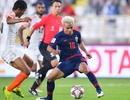 Chanathip kịp bình phục để dự trận gặp đội tuyển Việt Nam