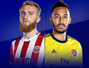 Làm khách trước Sheffield Utd, Arsenal sẽ giành điểm để trở lại top 4?