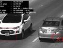 CSGT lên tiếng vụ xe ở Hà Nội, Kon Tum bị bắn tốc độ tại Hà Tĩnh