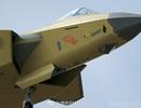"""Trung Quốc bị nghi """"nhái"""" máy bay chiến đấu """"tia chớp"""" F-35 của Mỹ"""