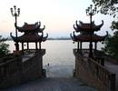 Cảnh tượng đặc biệt tại làng gốm lâu đời bên bờ sông Hồng