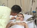 """Bệnh nhi viêm não Nhật Bản bất ngờ tỉnh lại sau 2 năm """"sống thực vật"""""""