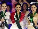 Hoàng Hạnh tiếp tục giành huy chương đồng tại cuộc thi Hoa hậu Trái Đất