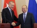 Nga, Thổ Nhĩ Kỳ đạt thỏa thuận lịch sử về biên giới Syria