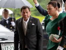 Đau lưng dữ dội, Tổng thống Philippines cắt ngắn chuyến thăm Nhật Bản