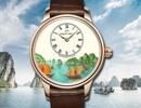 Hình ảnh Vịnh Hạ Long xuất hiện trên mặt đồng hồ độc bản Thuỵ Sỹ