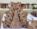 Khai quật phế tích tháp Xuân Mỹ thu 525 hiện vật thế kỷ XI-XII