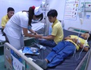 Hàng loạt công nhân nhập viện nghi ngộ độc thực phẩm