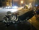 Hà Nội: Tai nạn kinh hoàng giữa 3 xe ô tô trên cầu Vĩnh Tuy
