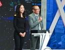 MC Lại Văn Sâm liên tục bảo vệ ứng viên