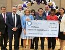 Thầy giáo gốc Việt 27 tuổi đoạt giải thưởng giáo dục uy tín nhất nước Mỹ