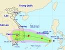 Xuất hiện vùng áp thấp ở Biển Đông