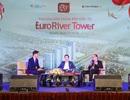 Euro River Tower: Ưu đãi sốc, cơn lốc quà tặng