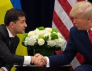 """Ông Trump gọi nhầm tổng thống Ukraine là """"tân tổng thống Nga"""""""