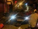 Tạm giữ hình sự tài xế BMW tông 5 người đang mua xôi trên vỉa hè