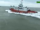 Vụ chìm tàu 6.000 tấn: Phát hiện thi thể thủy thủ cách tàu 140km