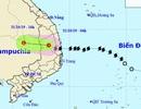 Bão số 5 suy yếu thành áp thấp nhiệt đới, nhiều nơi tiếp tục mưa to
