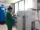 Bệnh nhân tiếp xúc 120 lít nước dịch lọc trong một lần chạy thận