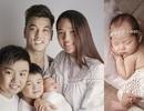 Ưng Hoàng Phúc khoe ảnh gia đình hạnh phúc