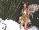 Kendall Jenner hóa cô tiên xinh đẹp