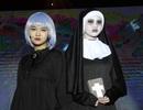 Hóa trang Halloween ấn tượng của học sinh thành Vinh trong lễ hội tiếng Anh